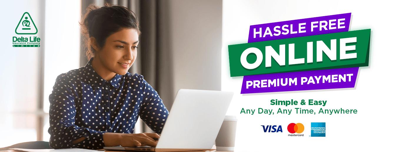 Online Premium Payment